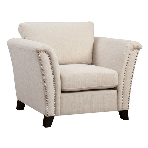 Alldredge Armchair by Alcott Hill