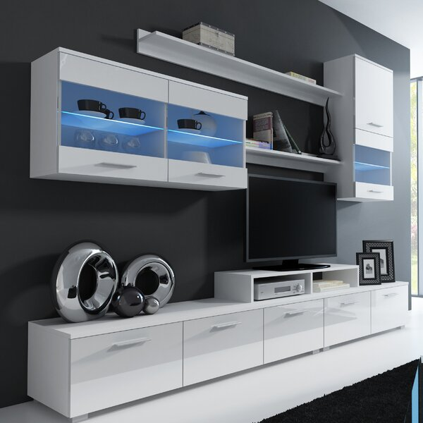 Andrea Entertainment Center by Orren Ellis