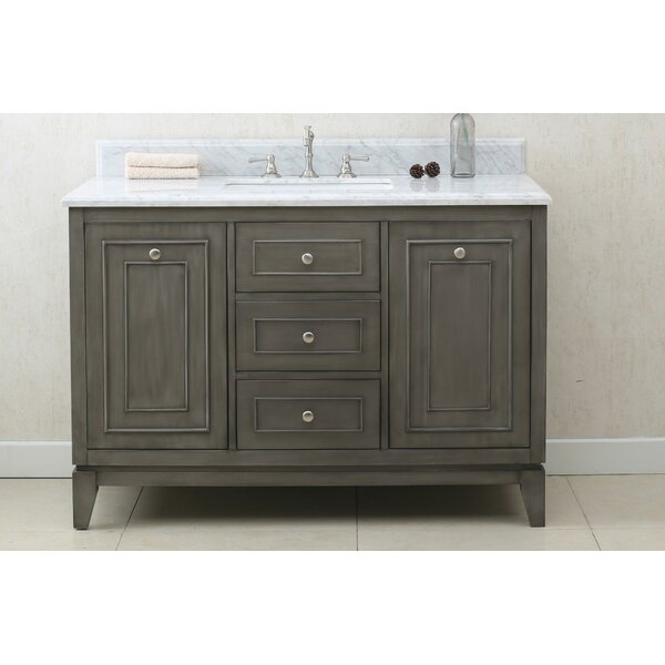 Fabiana 48 Single Bathroom Vanity Set by Gracie Oaks