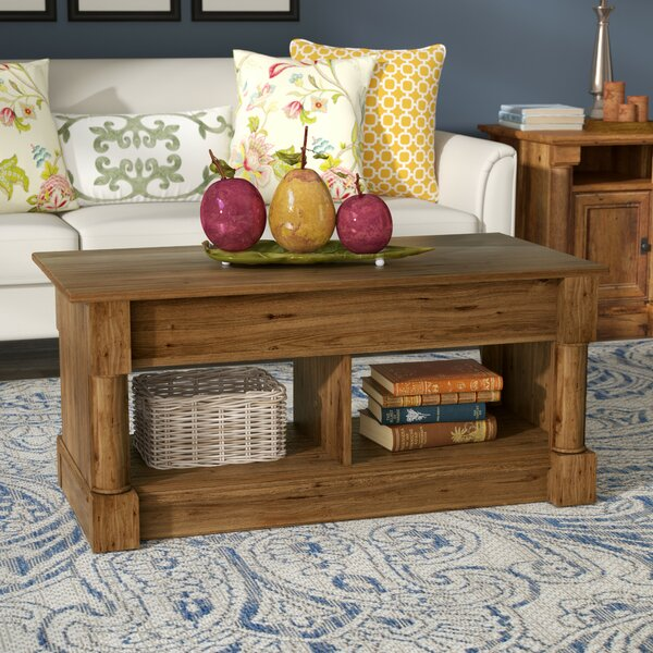 Henley Lift Top Coffee Table by Three Posts
