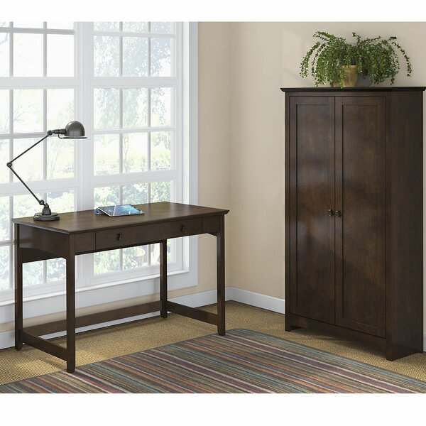Fralick 2 Piece Desk Office Suite by Darby Home CoFralick 2 Piece Desk Office Suite by Darby Home Co