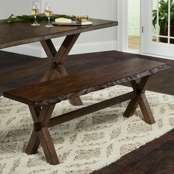 Tiggs Wood Bench by Millwood Pines