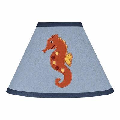 Ocean 10 Cotton Empire Lamp Shade by Sweet Jojo Designs