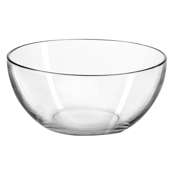 Selene Glass Salad Bowl by Libbey