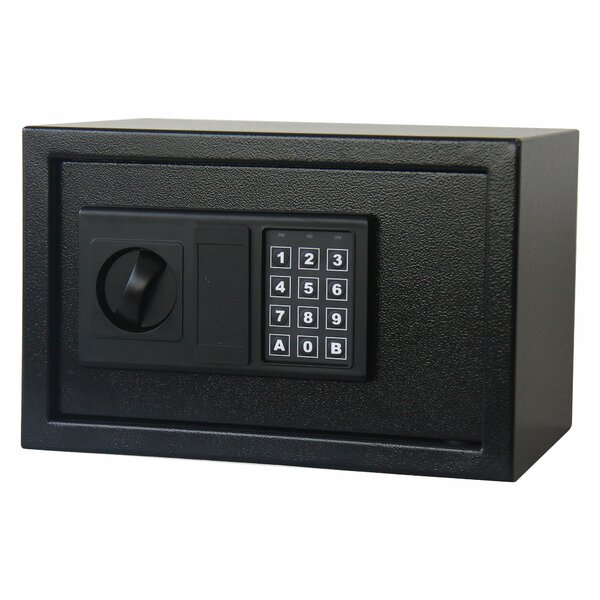 Premium Security Safe with Electronic Lock by Stalwart