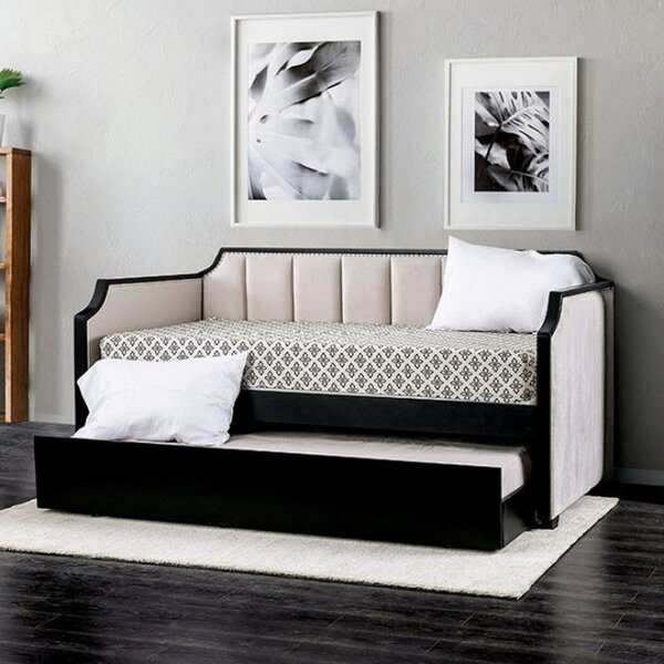 Heston Daybed With Trundle By Alcott Hill