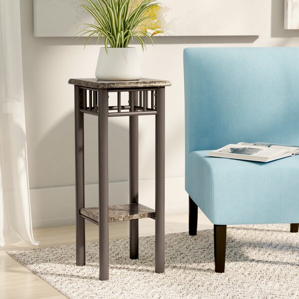 Balance Multi-Tiered End Table by Ebern Designs