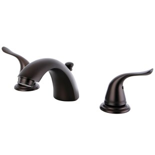 Price Check Yosemite Mini Widespread Bathroom Faucet with Pop-Up Drain By Kingston Brass