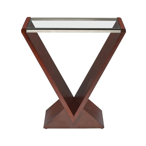 Tierny End Table by Corrigan Studio