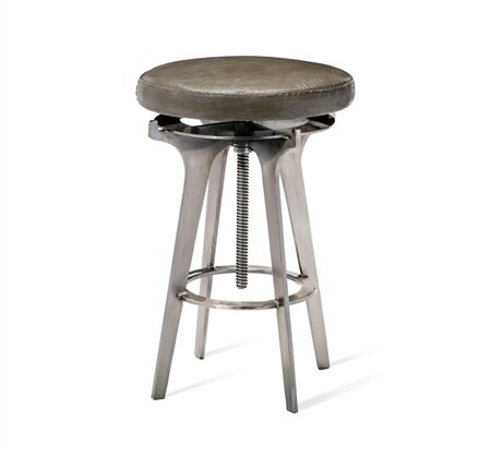 Colton Adjustable Accent Stool by Interlude