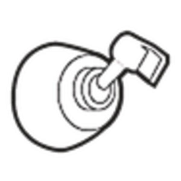 Commercial Hand Shower Wall Bracket Kit by Moen