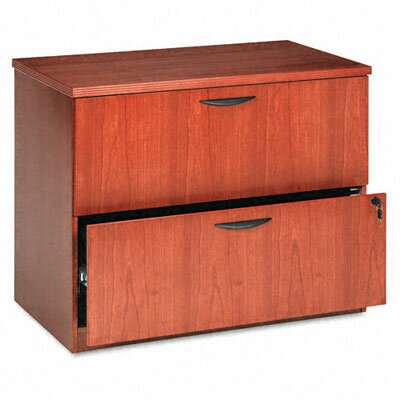 Veneer 2-Drawer Locking  File by Basyx by HON