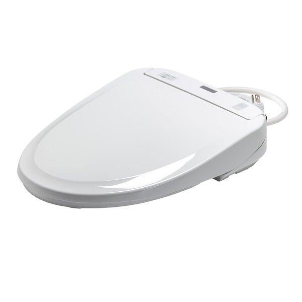 Washlet Round Toilet Seat Bidet by Toto