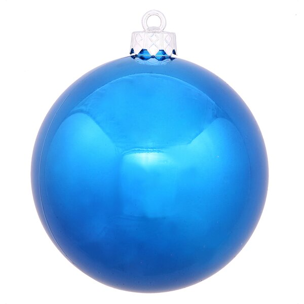 Christmas Ball Ornament with Cap by The Holiday Aisle