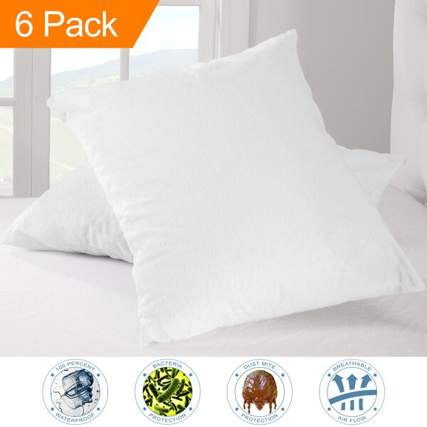 Casper Premium Pillow Protector (Set of 6) by Alwyn Home