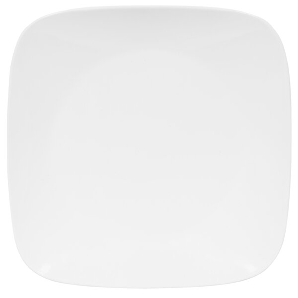 Square 10.5 Dinner Plate (Set of 6) by Corelle