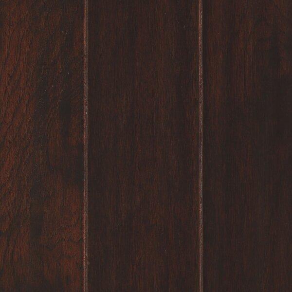 Brogandale 5 Engineered Hickory Hardwood Flooring in Brown by Mohawk Flooring