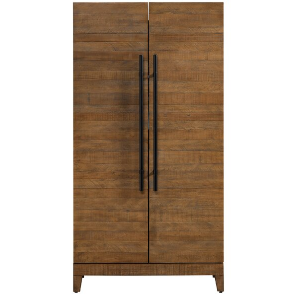 Shawnna Floor Wine Cabinet by Union Rustic Union Rustic