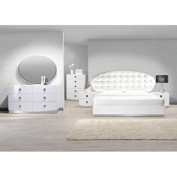 Rachna Upholstered Platform Configurable Bedroom Set by Orren Ellis
