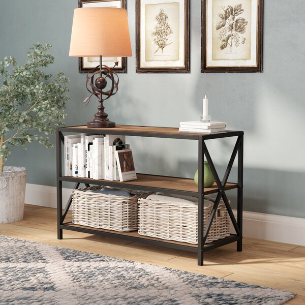 Adair Etagere Bookcase By Laurel Foundry Modern Farmhouse.