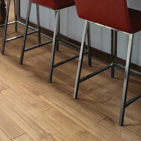 Bellview 4 Solid Red Maple Hardwood Flooring in Sweet Home by Shaw Floors