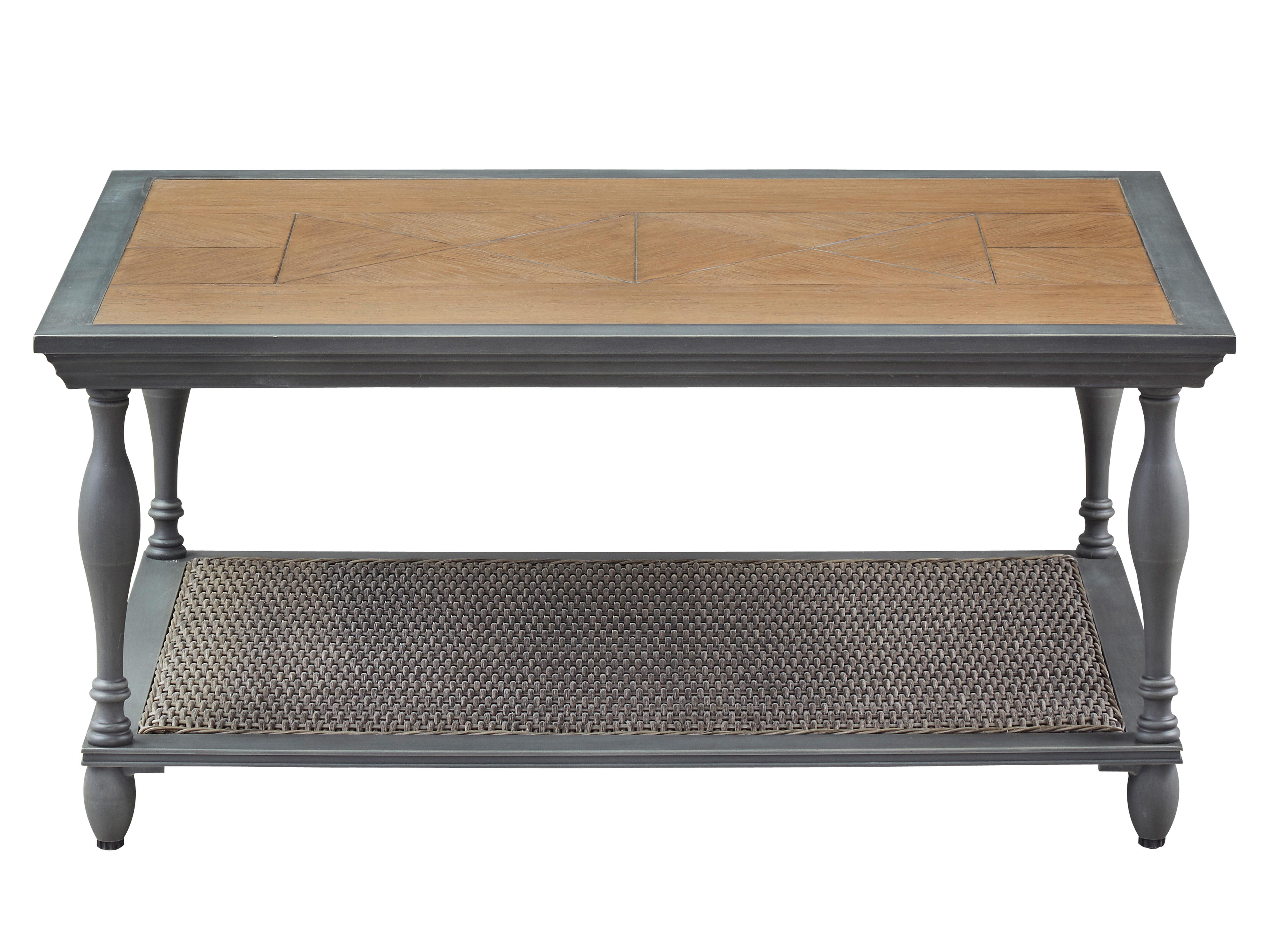 Paula Deen Home Dogwood Coffee Table | Wayfair