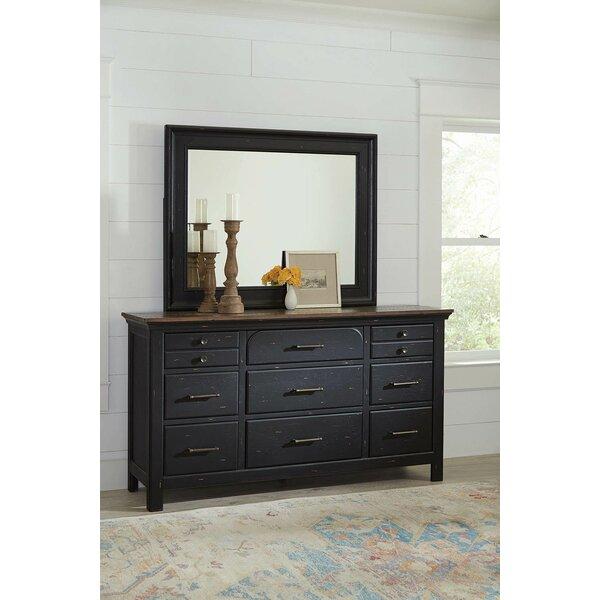 Stilwell 9 Drawer Double Dresser by Gracie Oaks