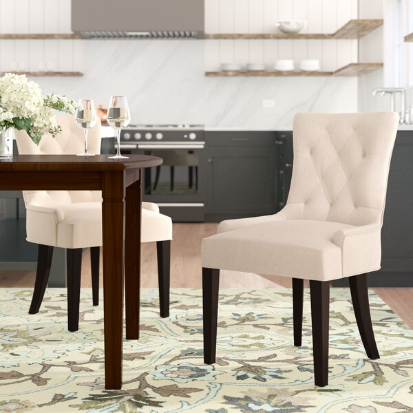 Side Upholstered Dining Chair (Set of 2) by Birch Lane™