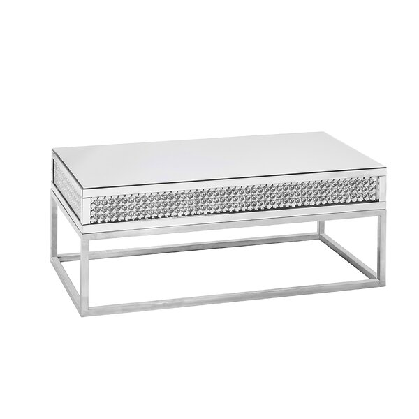 Trevin Coffee Table by Everly Quinn Everly Quinn