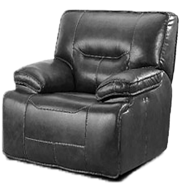 Leather Power Recliner by LYKE Home