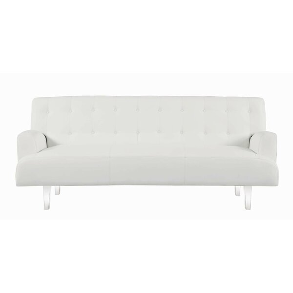 Weinstein Upholstered Tufted Sleeper by Orren Ellis