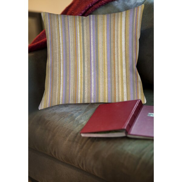 Plum Scene Printed Throw Pillow by Manual Woodworkers & Weavers