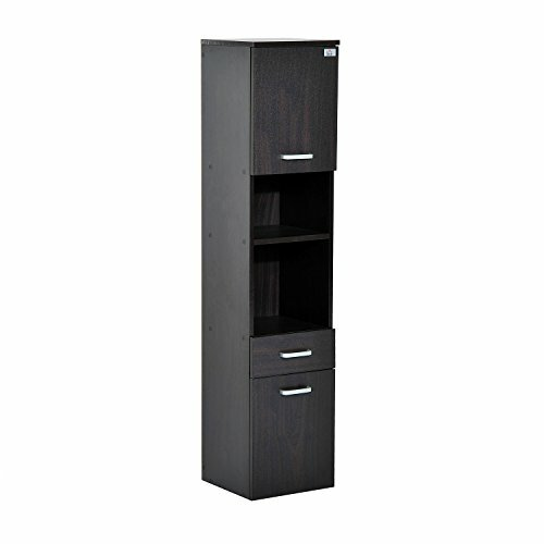 Bergin 11.8 W x 53.1 H Wall Mounted Cabinet by Rebrilliant
