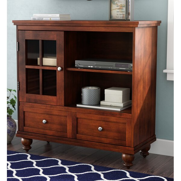 Edwinton 66 Tv Stand By Andover Mills ♍ Footstool Or