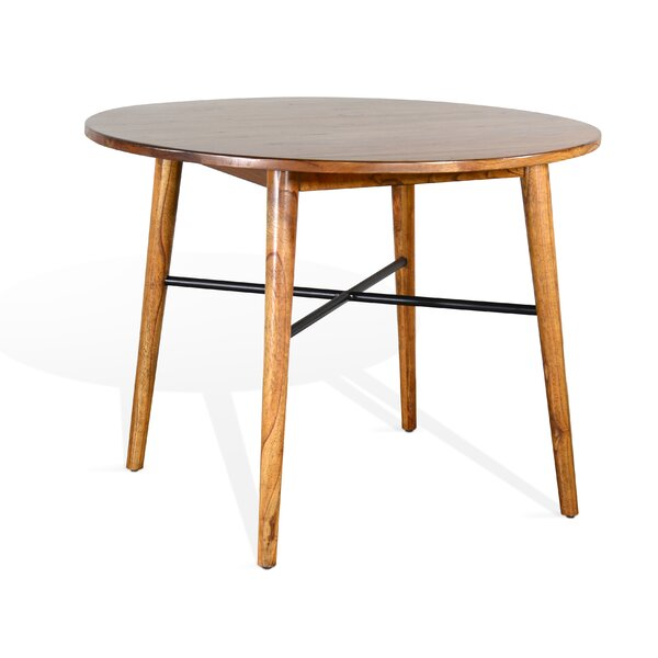 Speck Round Counter Height Pub Table by Brayden Studio