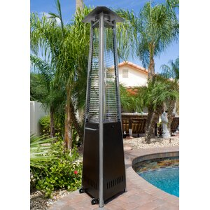 38,000u00a0BTU Natural Gas Patio Heater