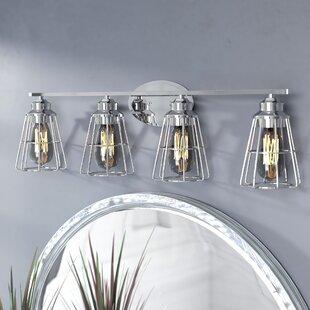 Blas 4-Light Vanity Light ByTrent Austin Design