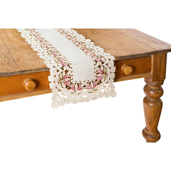 Rose Garden Table Runner by Xia Home Fashions