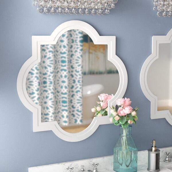 Breesha Bright Bathroom/Vanity Mirror by Willa Arl