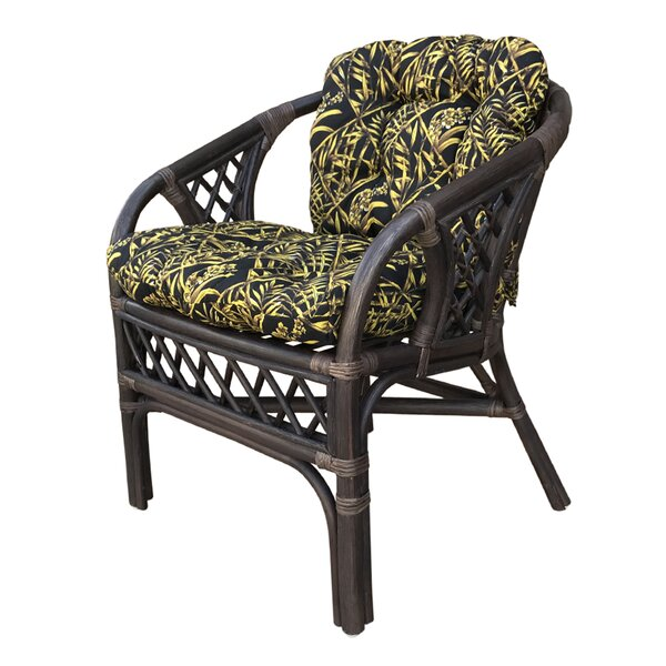 Charissa Armchair by Beachcrest Home