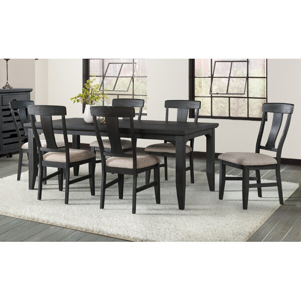 Southborough 7 Piece Dining Set by Alcott Hill