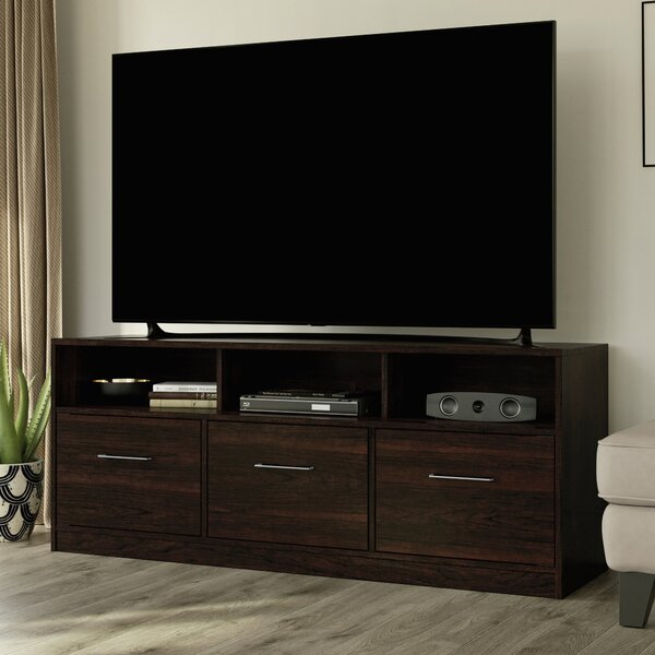 Juene TV Stand for TVs up to 60'' by Ebern Designs Ebern Designs