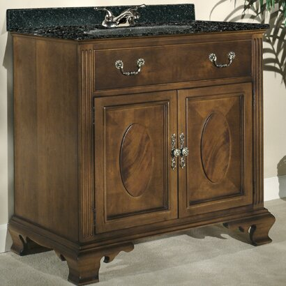 Dorchester 36 Single Bathroom Vanity Set by Kaco International
