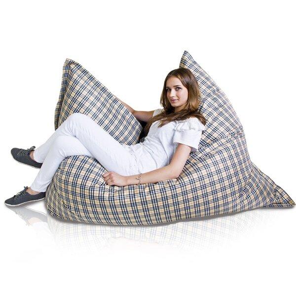 Large Bean Bag Sofa By Furini