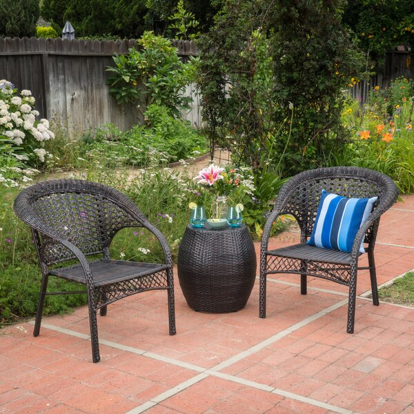 Smathering 3 Piece Seating Group By August Grove