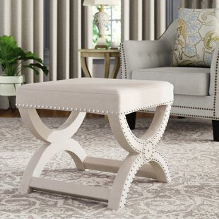 Buy luxury Weybossett Ottoman By Three Posts
