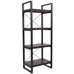 Look for Glidewell Standard Bookcase By Ebern Designs
