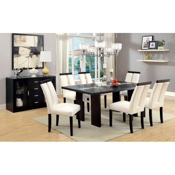 Walls 7 Piece Dining Set by Orren Ellis