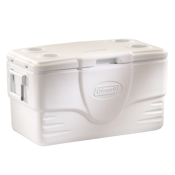 50 Qt. Marine Heavy Duty Cooler by Coleman