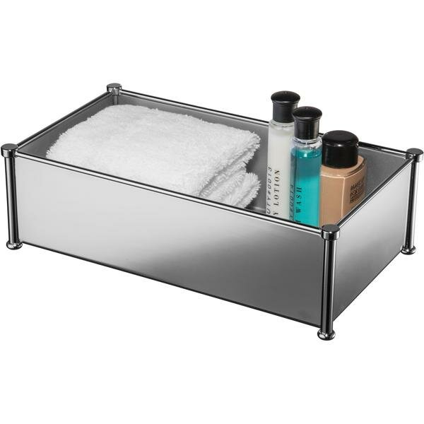 Snapp Countertop Bathroom Accessory Tray by Orren Ellis